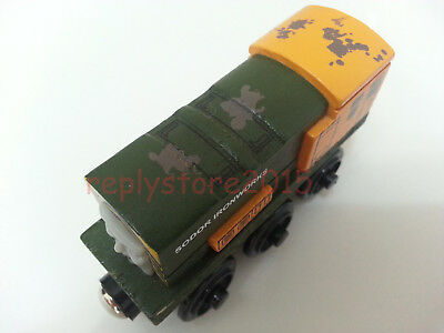 Thomas & Friends Arry Magnetic Wooden Toy Train Loose New In Stock#
