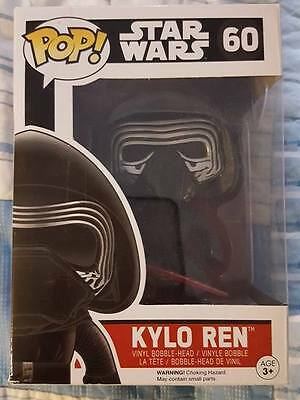 Funko Pop Star Wars #60 Kylo Ren New