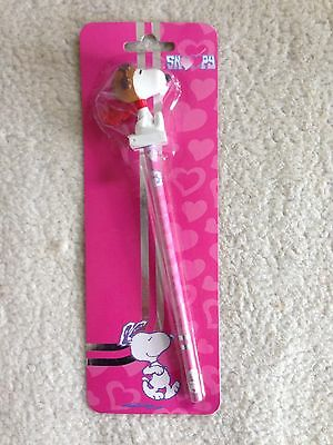 New Snoopy Pencil and Topper