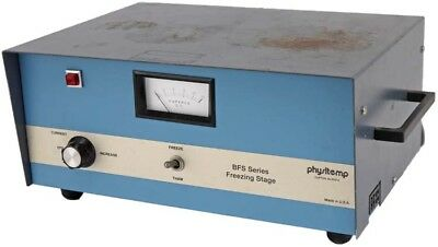 Physitemp BFS-5 Lab Microscopy Temperature Controlled BFS Freezing Stage