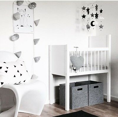 baby wiege korb mit gestell eur 25 00 picclick de. Black Bedroom Furniture Sets. Home Design Ideas