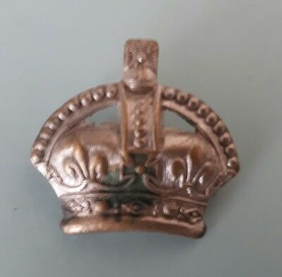 prison badge. Chief officers rank
