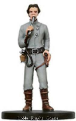WOTC Star Wars Minis Bounty Hunter Dannik Jerriko NM