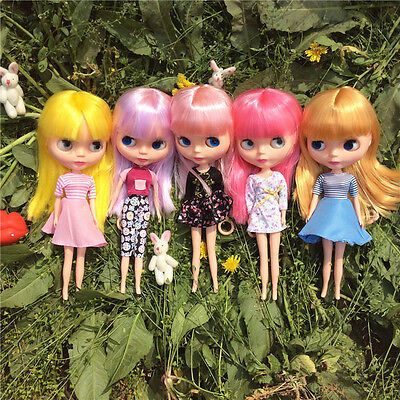 New Bassaak Doll From Factory+Beautiful Hair Great Birthday Gift For Girls Kids