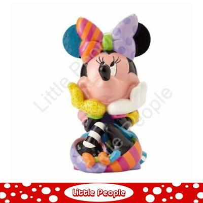Disney Britto Minnie Mouse Limited 1,250 numbered pieces Rare 4057041B  NEW