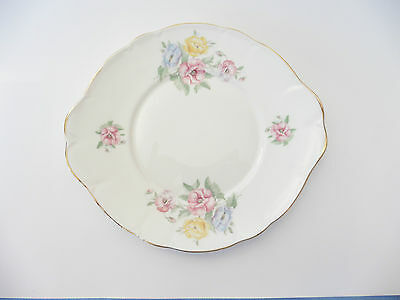Duchess Cake sandwich  Plate Vintage Collectable