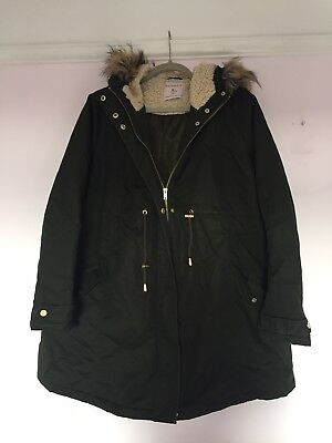 Maternity coat Size 18