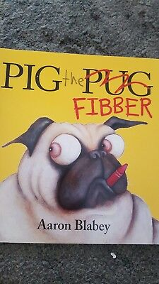 The Great Australian Storybook Collection: PIG THE FIBBER by Aaron Blabey