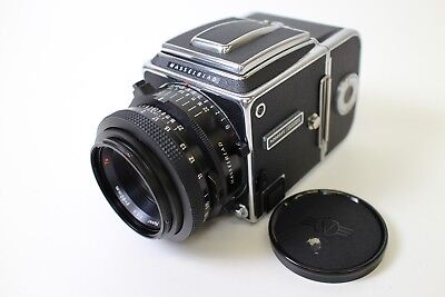 Hasselblad 2000FC lens Carl Zeiss Planar 1:2.8 f=80mm in excellent condition