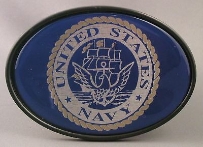 UNITED STATES NAVY TRAILER HITCH COVER Truck RV USN NEW