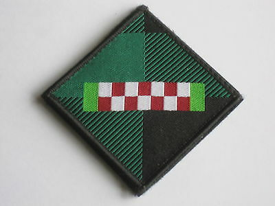 Argyll and Sutherland Highlanders,A&SH,TRF,Stoffabzeichen,Patch, 65x65mm
