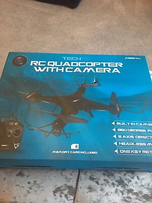 RC Qaudcopter With Camera