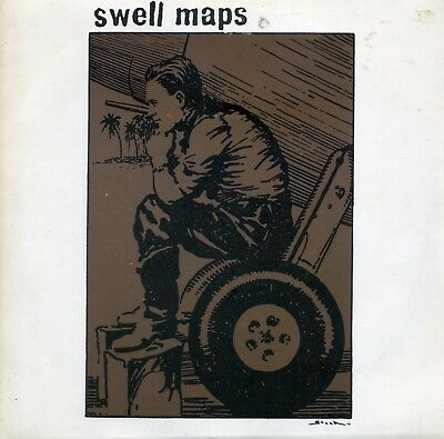 SWELL MAPS - 'Dresden Style' (Rough Trade 1978) Excellent Condition Original 45.