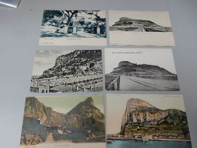 Large collection / lot -  postcards of Gibraltar