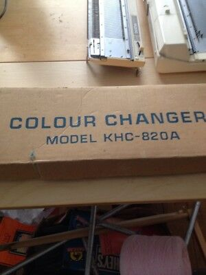 Brother Colour Changer Model Khc-820A