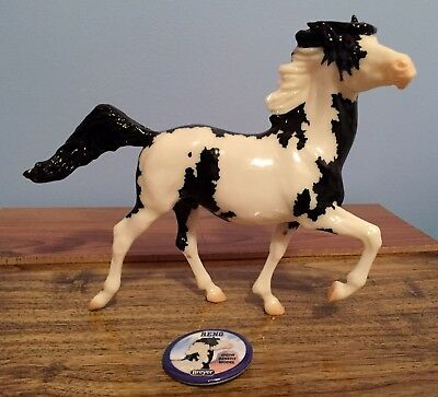 Breyer Reno Model Horse Live Show Benefit Model with Button! Only 30 Made