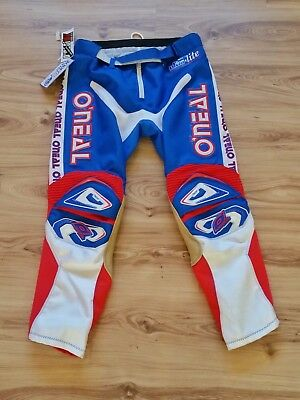 O'Neal Ultra Lite LE 83 Hose, Gr. 34, Red/Blue