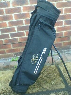 Cobra lightweight Pencil Golf Bag with Stand