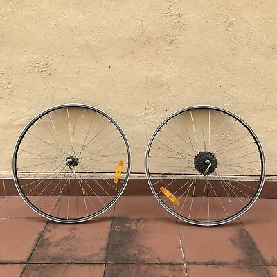 "26"" Mtb Wheel set For Mountain Bike - ***no tyre/tube***"