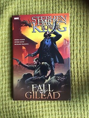 The Dark Tower Graphic Novel: Fall Of Gilead, inspired by Stephen King