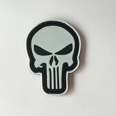 NEW THE PUNISHER SF / SEALS Hook  Patch SJK   675