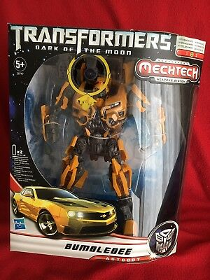 Transformers Dark Of The Moon Dotm Bumblebee Leader Class In Sealed Box
