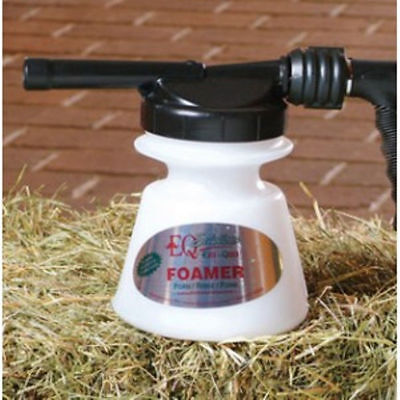 Equine Solutions Horse Body Wash Foaming Tool Nozzle Commercial Grade Barn Truck