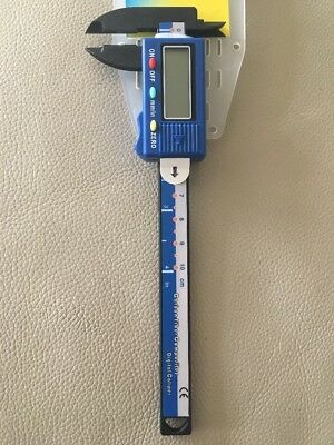 Plastic Digital LCD Caliper - 100mm - PGA1001