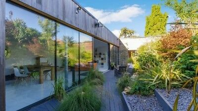 Beautiful 'grand Designs' Contemporary 4 Bed Home