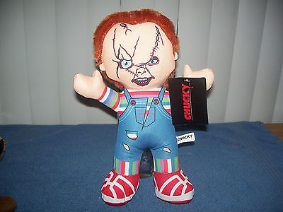 "Chucky - Monsters Plush Stuffed Doll 13"" by Toy Factory"