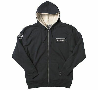 NEW FACTORY EFFEX Men's Yamaha Sherpa Zip Hoody
