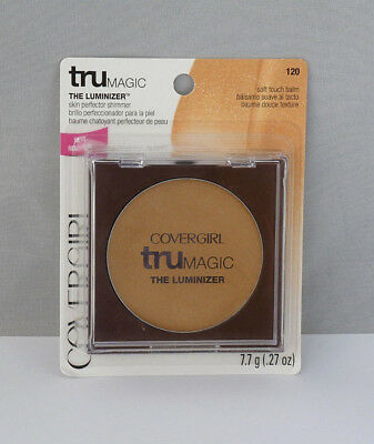 Covergirl Trumagic The Luminizer Skin Perfector Shimmer No120 New & Carded