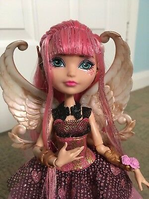 Mattel Ever After High Doll Cupid Thronecoming