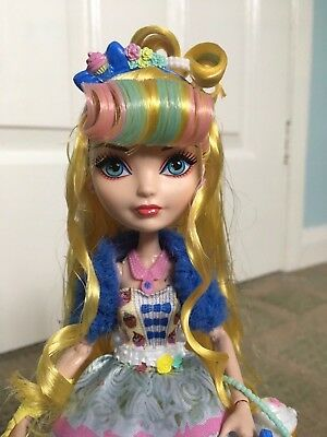 Mattel Ever After High Doll Blondie Lockes Just Sweet