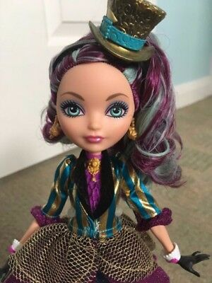 Mattel Ever After High Doll Maddie Hatter Legacy Day