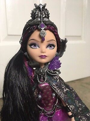 Mattel Ever After High Doll Raven Queen Legacy Day