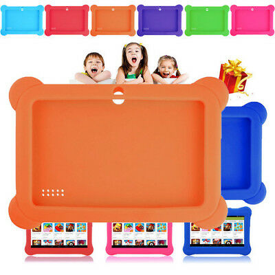 Shockproof Silicone Protective Skin Case Cover  for Universal 7 Inch Kids Tablet