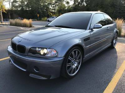 2004 BMW M3  Bmw M3 2004 Imola Red Leather MINT CONDITION