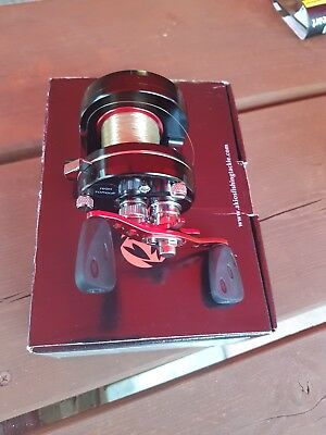 Akios NEW Tourno 555 MM3 Sea Fishing Casting Reel limited Jay lee edition