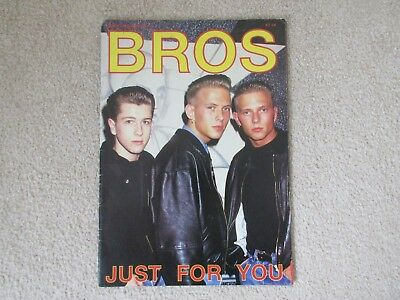Bros Magazine Number 1 -  Just For You.