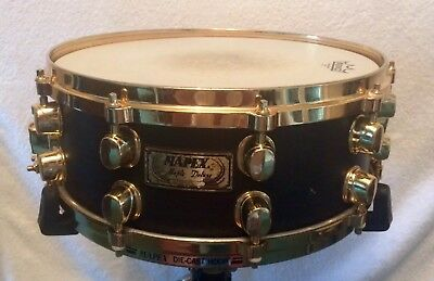 Mapex Maple Deluxe Snare Drum With Mapex Soft Case 14""