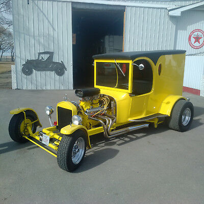 Ford: Other C-Cab Delivery 1923 Ford C Cab Delivery Custom Built Street Rod
