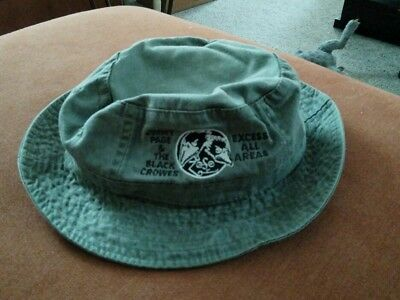Jimmy Page & The Black Crowes Excess All Areas Tour Hat