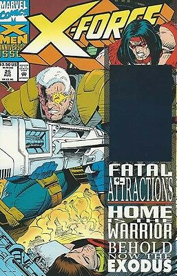 X-Force (Fatal Attractions) #25 - 1993
