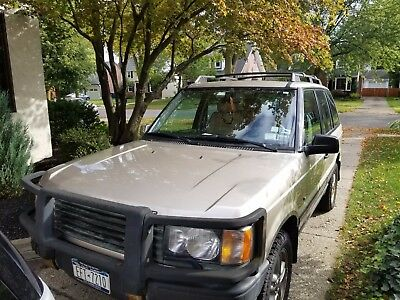 2001 Land Rover Range Rover Beige Leather 2001 Range Rover P38, 93k miles, Great Condition