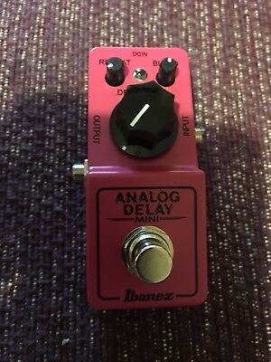Ibanez AD Mini Analog Delay