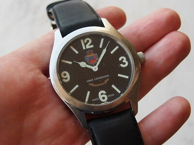 "Glycine Incursore for military - ""Arma dei Carabinieri"" - quartz swiss made"