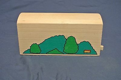 Genuine BRIO Sweden Wooden Railway 33459 Tall Tunnel