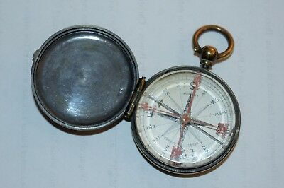 Negretti & Zambra antique compass.