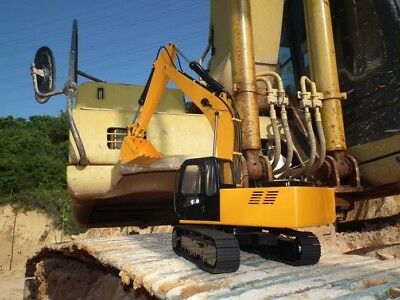 RC4WD 1/12 Scale Earth Digger 4200XL Hydraulic Excavator (RTR) (Ve